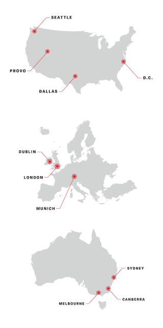 Qualtrics Map - Europe