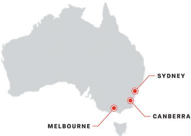 Qualtrics Map - Australia