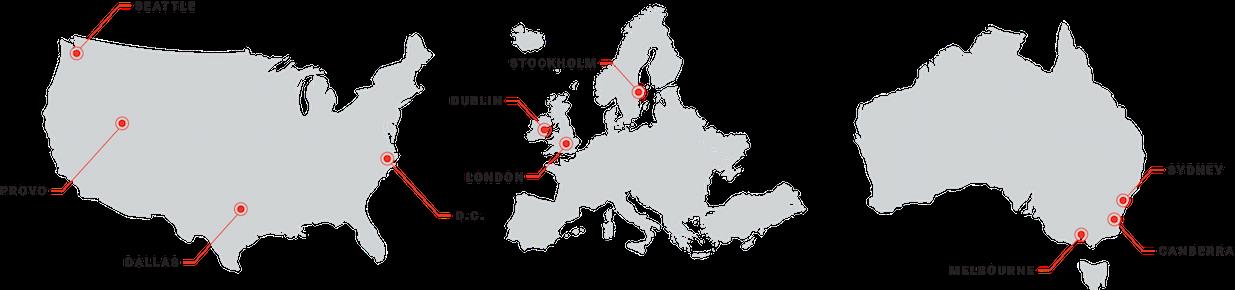 Qualtrics Map