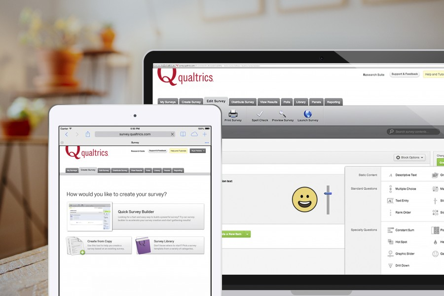 Sophisticated, Yet Simple: Qualtrics Demo & Review Video