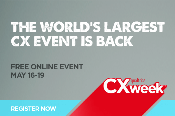 The World's Largest Customer Experience Event is Back